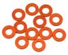 1UP Racing Precision Aluminum Shims (Orange) (12) (1mm)