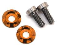 "175RC 3x8mm Titanium ""High Load"" Motor Screws (Orange) | product-also-purchased"