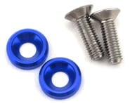 175RC 3x10mm Titanium Motor Screws (Blue) | product-also-purchased