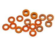 175RC B6/B74/YZ2 Aluminum Hub Spacer Set (Orange)   product-related