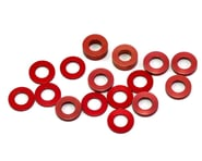 175RC B6/B74/YZ2 Aluminum Hub Spacer Set (Red) | product-also-purchased
