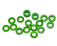 175RC B6/B74/YZ2 Aluminum Hub Spacer Set (Green) | product-also-purchased