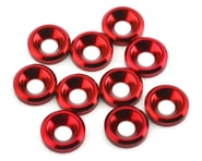 175RC Aluminum Flat Head High Load Spacer (Red) (10)   product-related