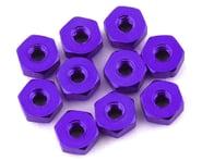 175RC Mini-T 2.0 Aluminum Nut Kit (Purple) (10)   product-also-purchased