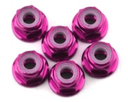 175RC Lightweight Aluminum M3 Flanged Lock Nuts (Pink) (6)   product-also-purchased