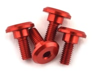 1UP Racing 3x6mm Aluminum Servo Mounting Screws w/4.2mm Neck (Red) (4)   product-also-purchased