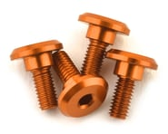1UP Racing 3x6mm Aluminum Servo Mounting Screws w/4.2mm Neck (Orange) (4) | product-also-purchased