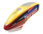 Align 500X Painted Canopy (Yellow/Red/Blue) | product-related