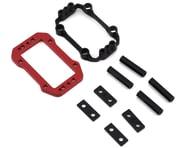 Arrma Kraton EXB Aluminum Servo Mount (Red)   product-related