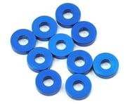 Team Associated 7.8x2.0mm Aluminum Bulkhead Washer (Blue) (10) | product-also-purchased