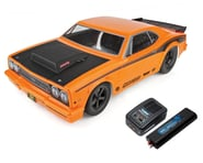 Team Associated DR10 RTR Brushless Drag Race Car Combo (Orange) | product-also-purchased