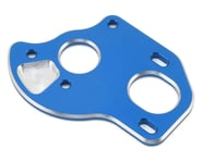 Team Associated B6.1/B6.1D Aluminum Laydown Motor Plate (Blue) | product-related