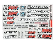Team Associated B64 / B64D Decal Sheet   product-also-purchased