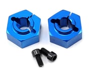 Team Associated 12mm Aluminum Rear Clamping Wheel Hex Set (Blue) (2)   product-also-purchased