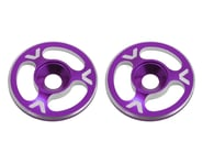 Avid RC Triad Wing Mount Buttons (2) (Purple) | product-related