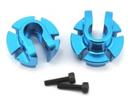 Axial 12mm Aluminum Shock Spring Retainer (Blue) (2)   product-also-purchased