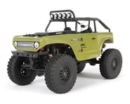 Axial SCX24 Deadbolt 1/24 RTR Scale Mini Crawler (Green)   product-related