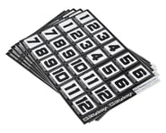 Bittydesign Race Number Decal Sheet (Medium Pack - 5 Sheet)   product-also-purchased