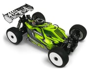 """Bittydesign """"Vision"""" XRAY XB8 2020 Pre-Cut 1/8 Buggy Body (Clear) 
