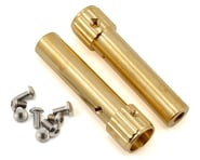 Beef Tubes SCX10 Narrow XR Mod Beef Tubes (Brass) | product-related