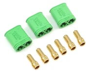 Castle Creations 4mm Polarized Bullet Connector Set (Male)   product-related