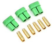 Castle Creations 4mm Polarized Bullet Connector Set (Female) | product-related