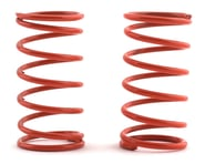 """Custom Works 1.25"""" Shock Spring (2) (12lb/Orange) 