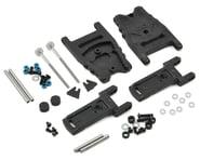 Custom Works Traxxas Slash Dirt Oval Adjustable Rear Arm Kit | product-related