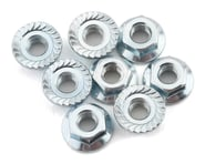 Custom Works M4 Serrated Flanged Wheel Nuts (8) | product-related