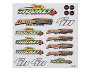 Custom Works Rocket 4 Decals | product-also-purchased