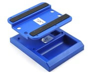 DuraTrax Pit Tech Deluxe Car Stand (Blue) | product-related