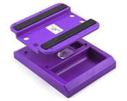 DuraTrax Pit Tech Deluxe Car Stand (Purple) | product-related