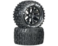 """DuraTrax Lockup MT 2.8"""" 2WD Rear Mounted Truck Tires (Black) (2)   product-also-purchased"""