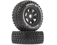 DuraTrax Picket SC Mounted Soft Tires, Black 17mm Hex (2) | product-also-purchased