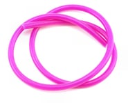 """DuBro """"Nitro Line"""" Silicone Fuel Tubing (Purple) (61cm) 