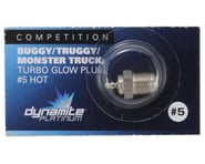 Dynamite Platinum Series Turbo Glow Plug (#5 - Hot) | product-related