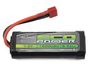 EcoPower 6-Cell NiMH 2/3A Stick Battery w/T-Style Connector (7.2V/1600mAh) | product-related