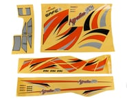 E-flite Apprentice STS Decal Set   product-related
