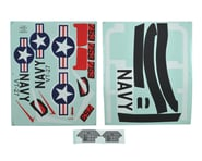E-flite T-28 Decal Sheet | product-also-purchased