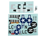 E-flite P-51D Mustang 1.2m Decal Sheet   product-also-purchased