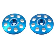 Exotek 22mm 1/8 XL Aluminum Wing Buttons (2) (Blue) | product-also-purchased