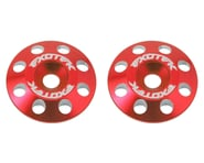 Exotek Flite V2 16mm Aluminum Wing Buttons (2) (Red) | product-also-purchased