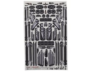 Firebrand RC Pipes & Mufflers Multi-Fit Decal Sheet | product-also-purchased