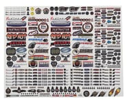 """Firebrand RC Sponsor Logos 1C (8.5x11"""") 