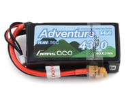 Gens Ace Adventure 3S 50C LiHV Battery Pack w/XT60 Connector (11.4V/4300mAh) | product-also-purchased