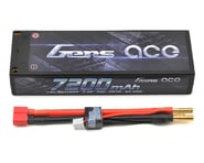 Gens Ace 2S LiPo Battery Pack 70C w/4mm Bullets (7.4V/7200mAh) | product-also-purchased