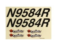Great Planes Decal Sheet Cherokee .40 ARF | product-also-purchased