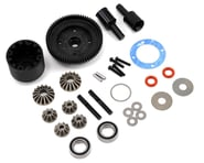 HB Racing Center Gear Differential Set (72T) | product-related