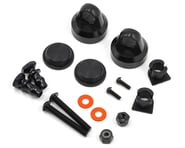 HB Racing Aluminum Hard Anodized Shock Cap (2) | product-related