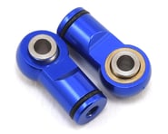 Hot Racing Traxxas Revo Ball Type Aluminum Shock Ends (Blue) | product-related